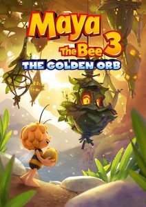 maya the bee 3 film poster
