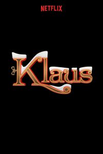 klaus animated film poster